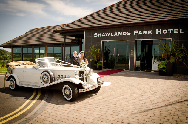 Shawlands Park hotel Wedding Photography