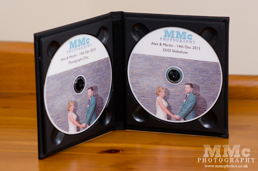Personalised DVD case