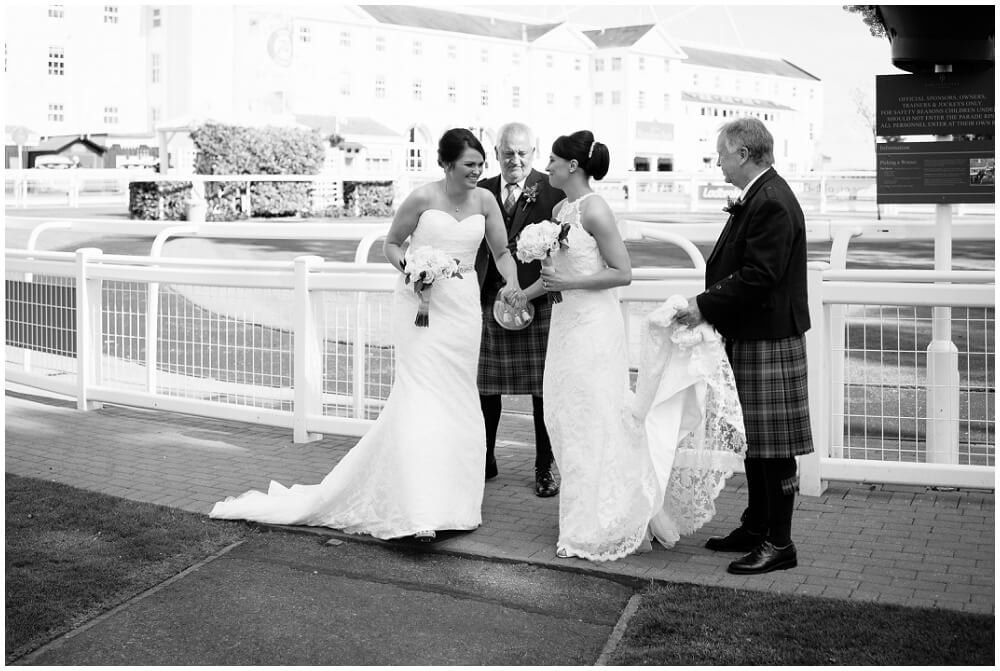 Hamilton Park Race Course Wedding