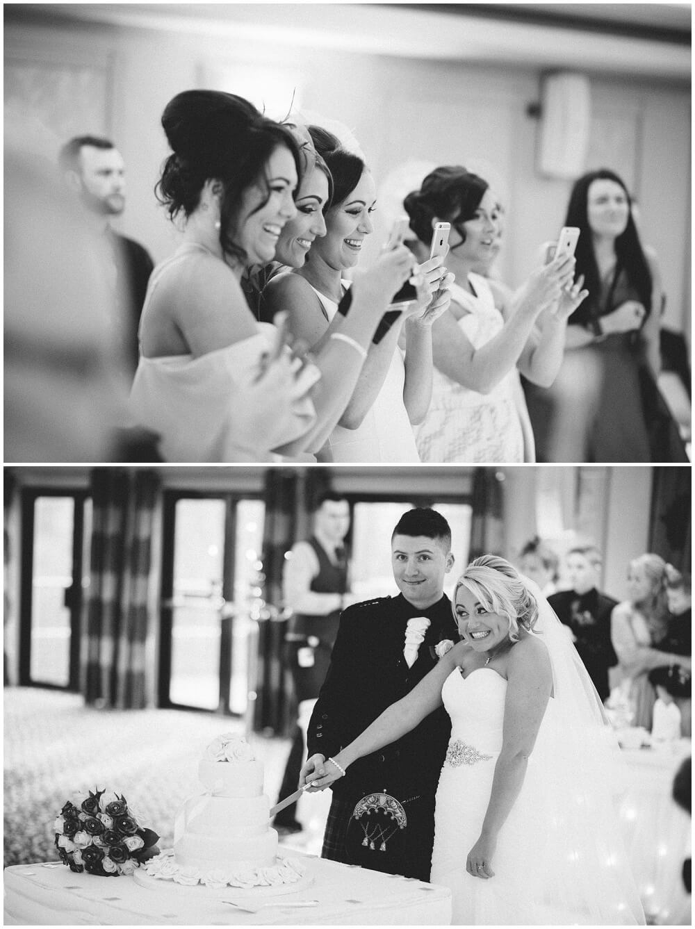 Wedding, Photography, photographer, barlanark, snaps, pics, photo, bride, groom, dress, kilts, kelly, kevin, munn, dalziel park, barlanark, st judes, glasgow, motherwell, carfin, cleland, lisini group, lanarkshire, scotland, fun, black and white, love, romance, marriage, vows, cake