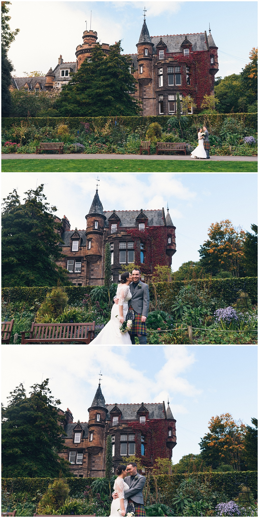 Edinburgh Zoo,Peguin Parade,wedding, Edinburgh Zoo Wedding, Mansion House, Scotland, tartam, kilts, Mark McCue, wedding photography, wedding photographer
